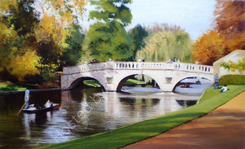 Clare Bridge, Cambridge