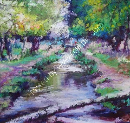 Paddling Stream, Sutton Park