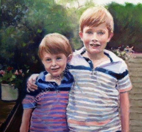 Daniel & Thomas