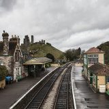 Corfe Castle Station, Dorset
