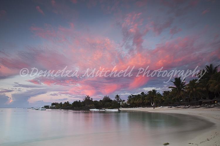 Evening, Mauritius