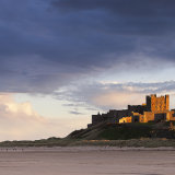 Bamburgh Castle - Last Light