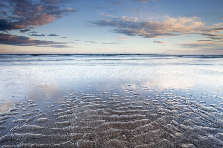 Morning Light, Bamburgh Beach