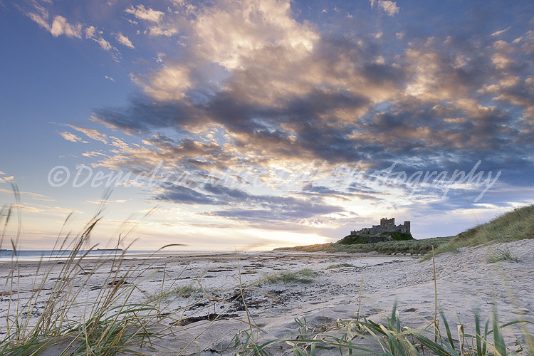 Bamburgh Castle - Early Morning