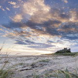 Bamburgh Castle - Early Morning