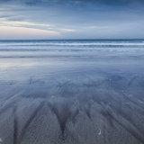 Bamburgh Beach - Sand Patterns