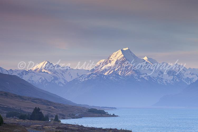 Dusk - Aoraki/Mt Cook