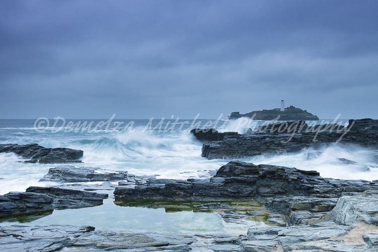 Godrevy - Tide Pools