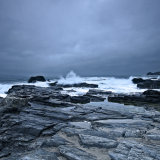 Incoming Tide - Godrevy