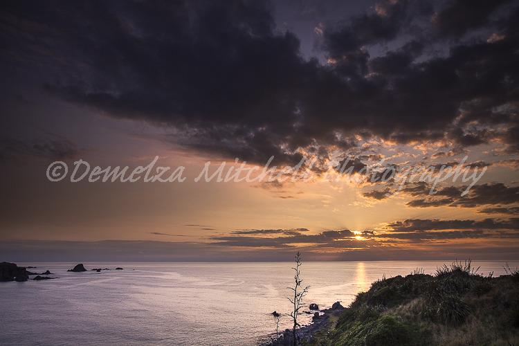 Sunset, Cape Foulwind