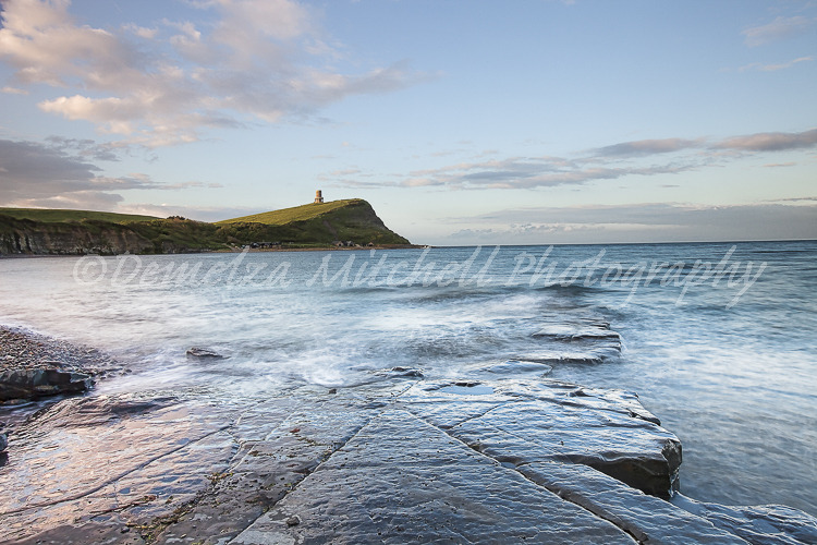 Kimmeridge Bay - Dawn