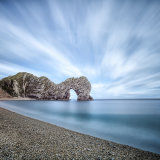 Passing Clouds - Durdle Door, Dorset