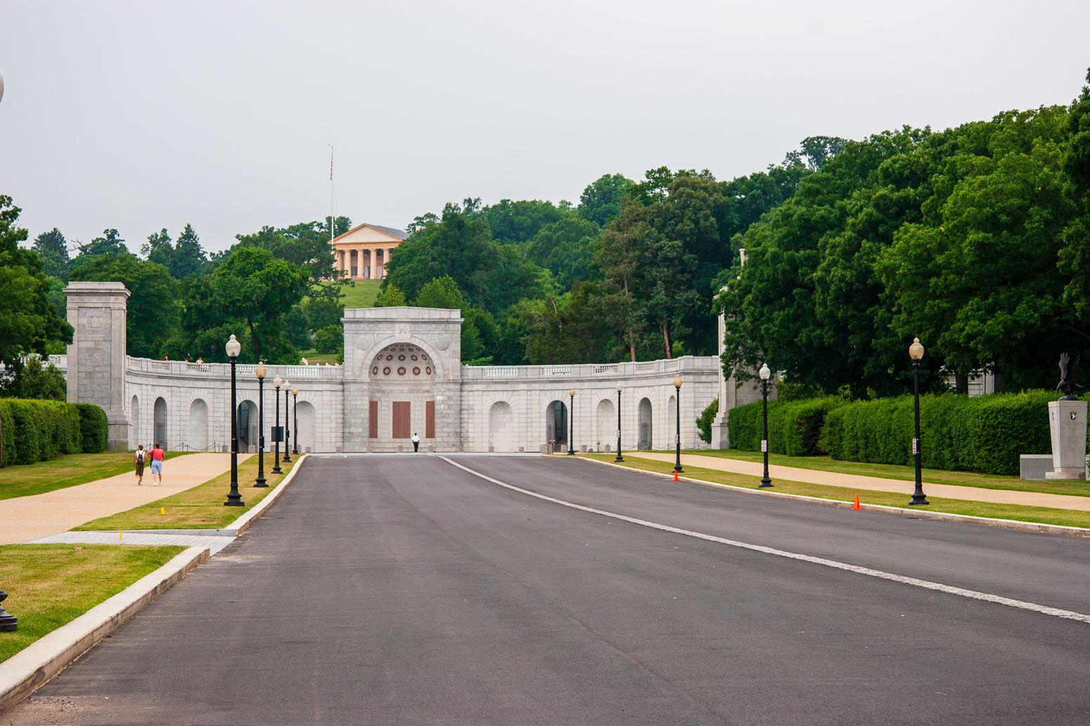 Arlington House & Arlington Cemetery