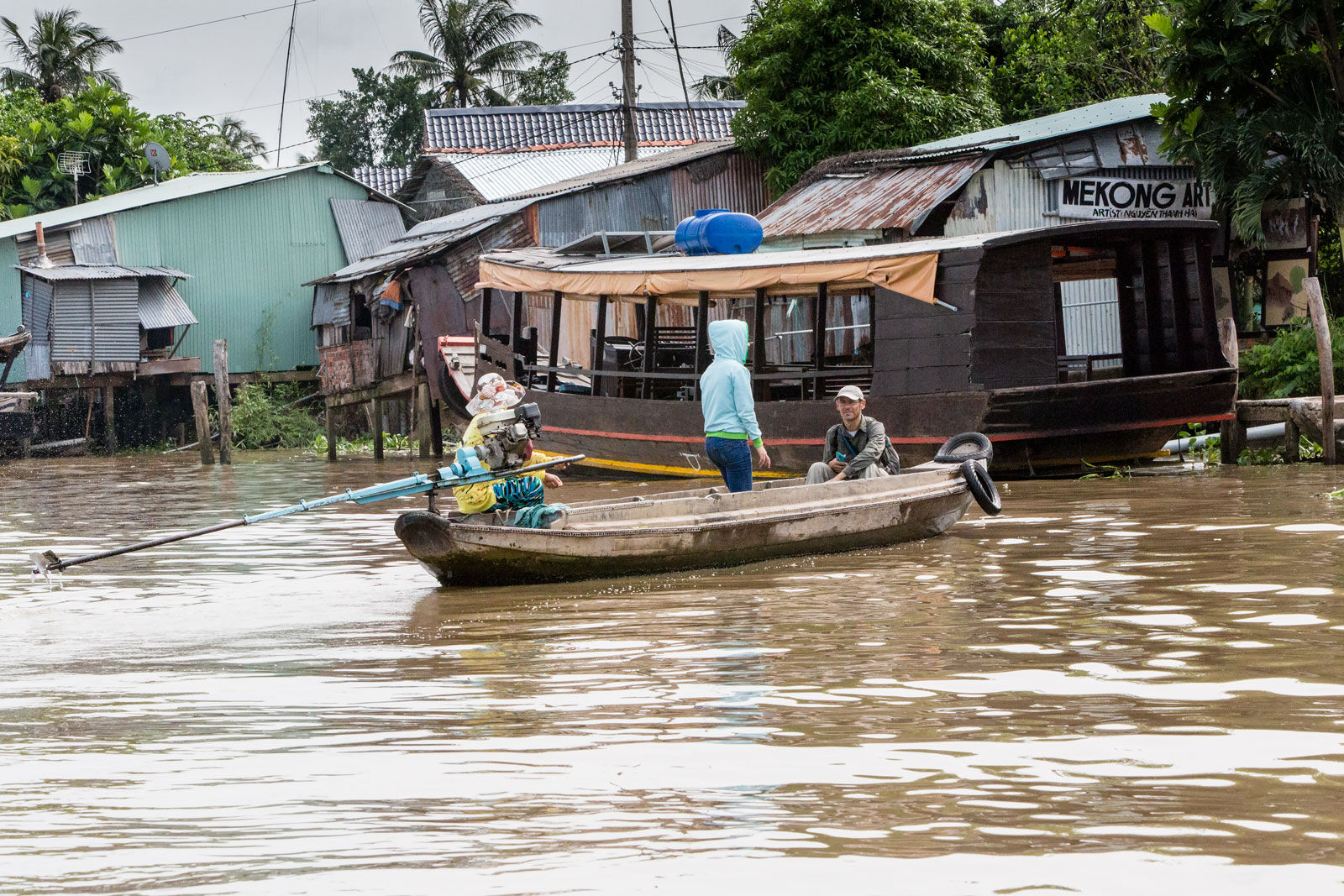 Art Gallery Mekong River