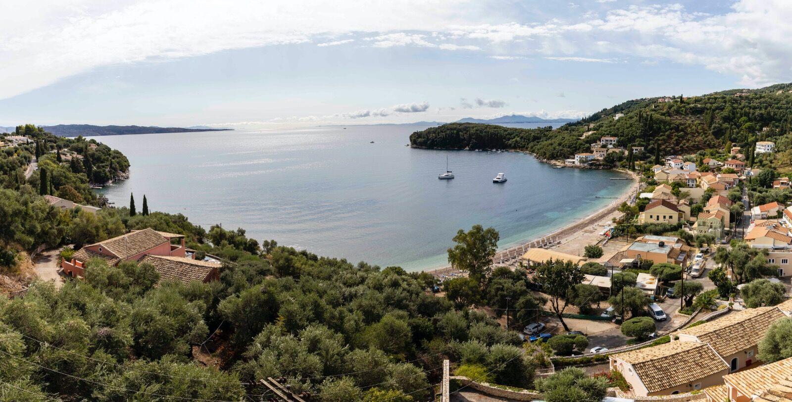 Corfu Kalami Beach