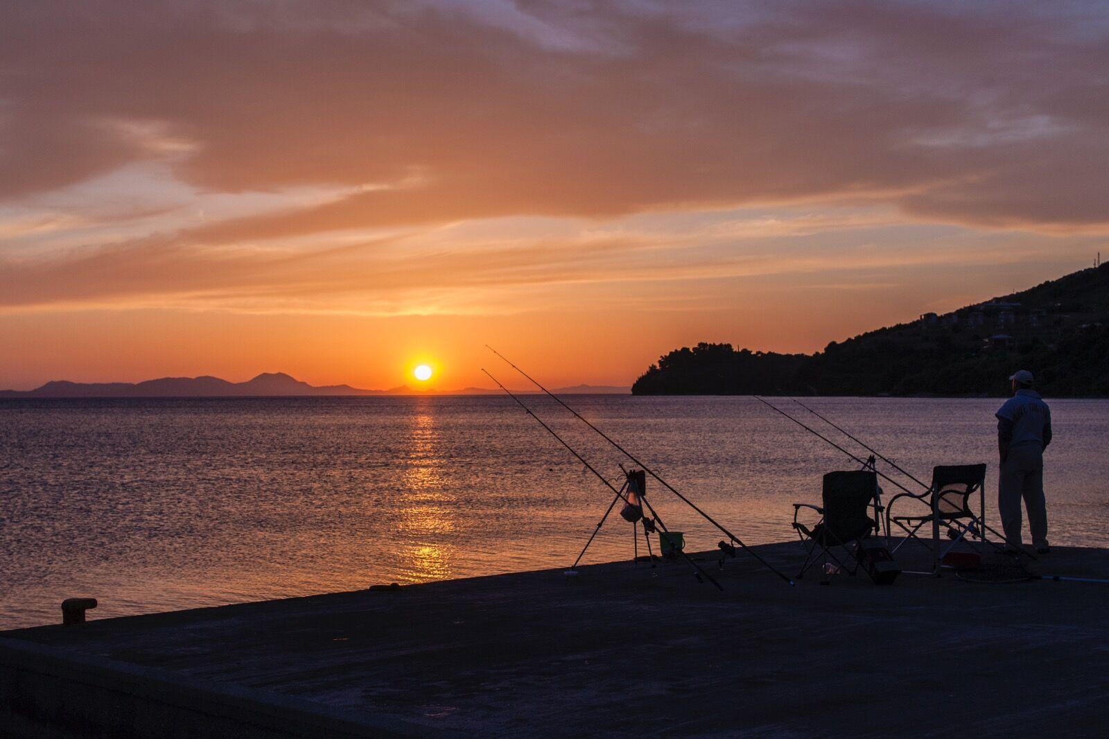 Fishing - Sivota Mourtos - Greece