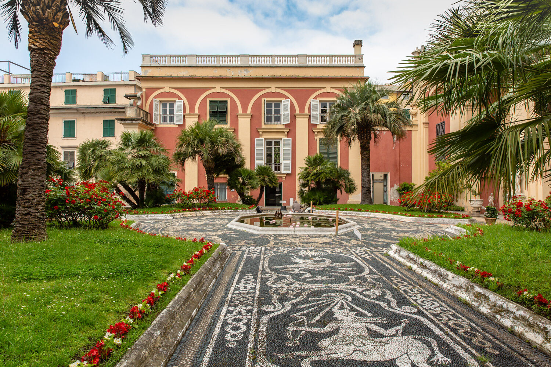 Genoa Palazzo Real