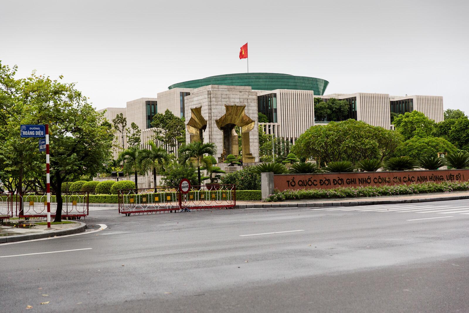 Hanoi Vietnam Parliment