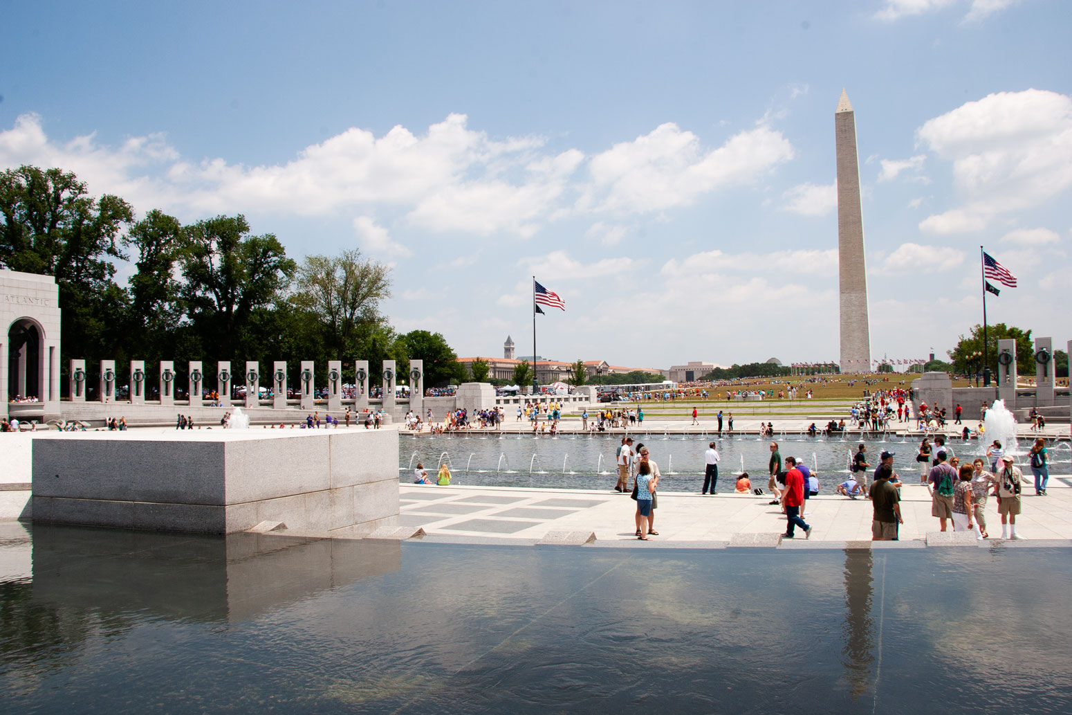 II World War Monument