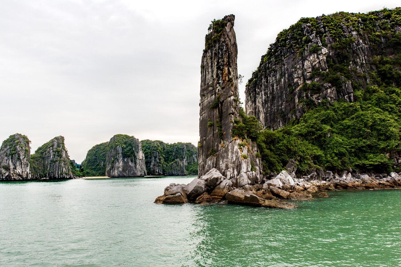 Islands around the Bay