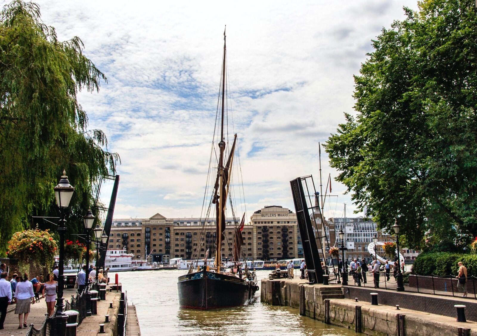 Katherine's Dock