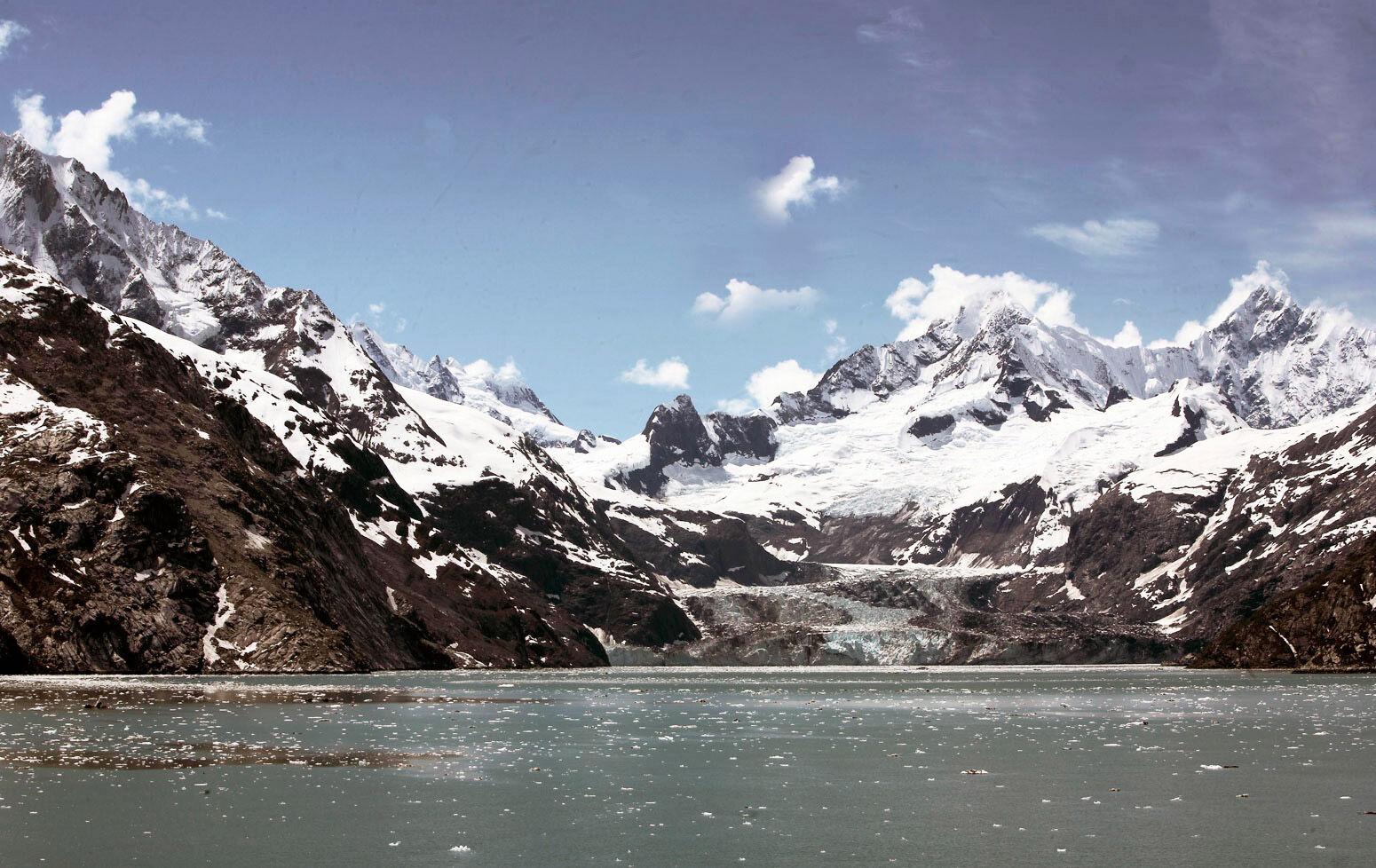 Lamplugh Bay-Glacier Bay