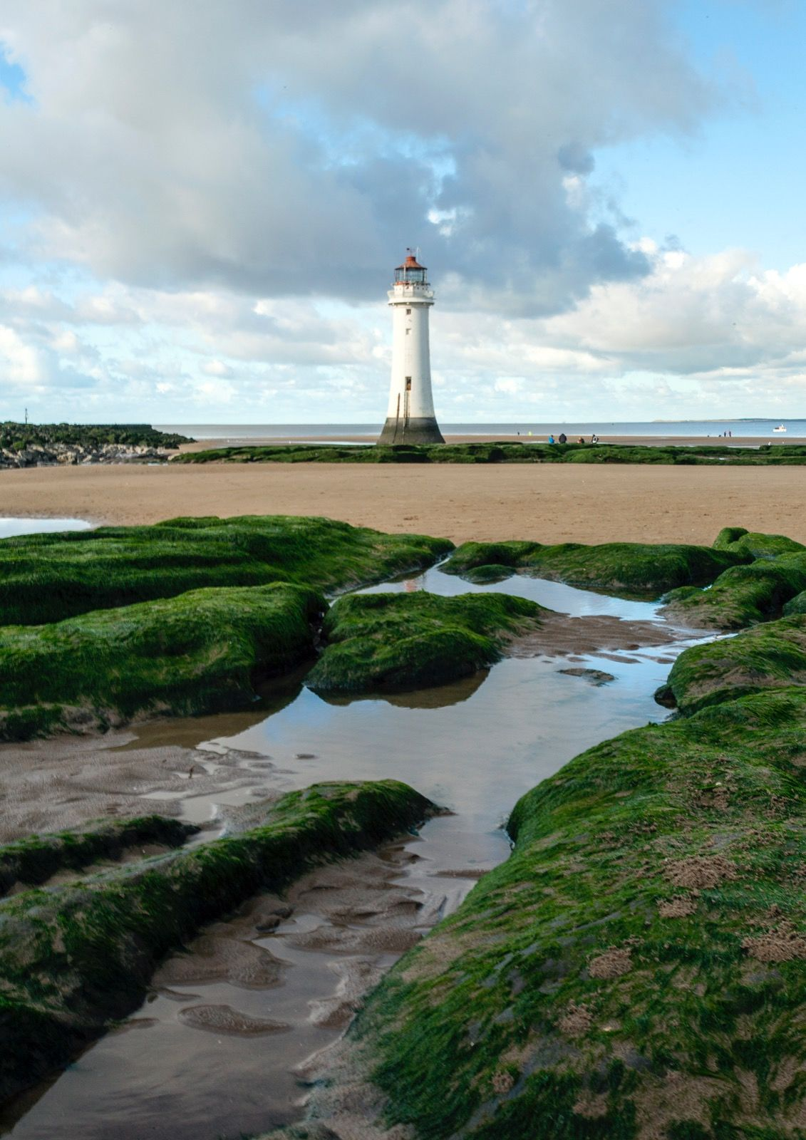 Lighthouse River Mersey
