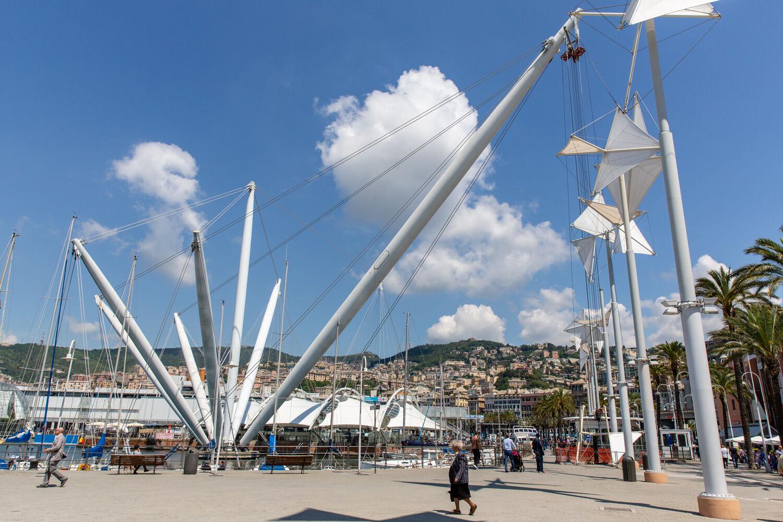 Port Antico Genoa
