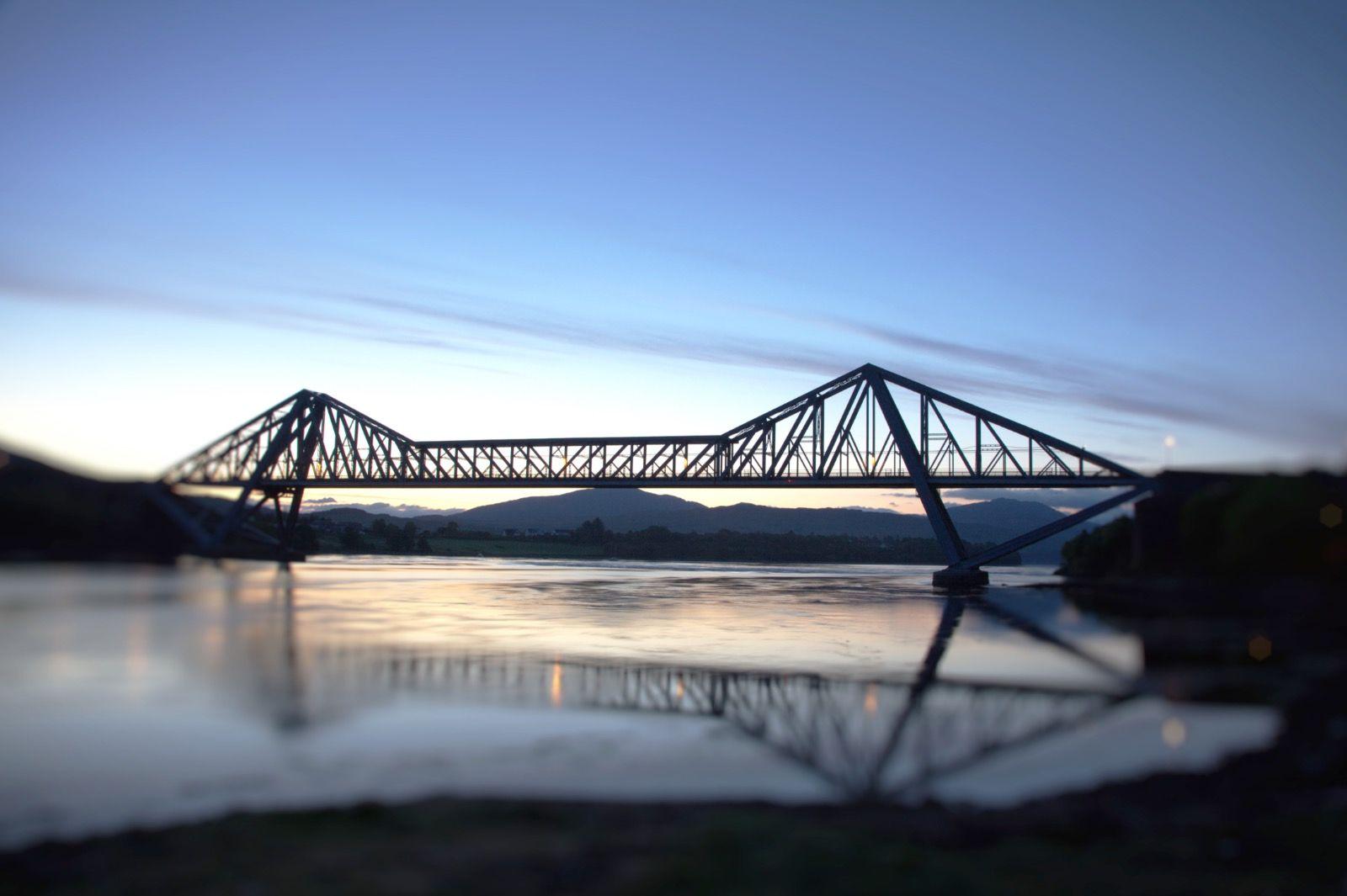 Rail Bridge to Oban