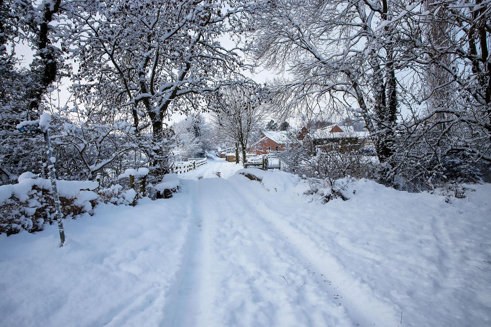Rutland Winter has Arrived!