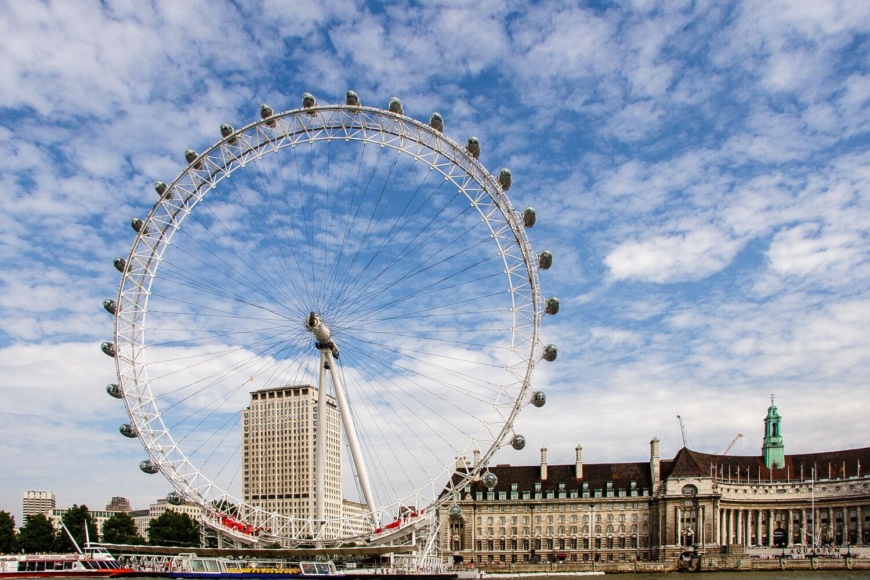 Southbank & London Eye
