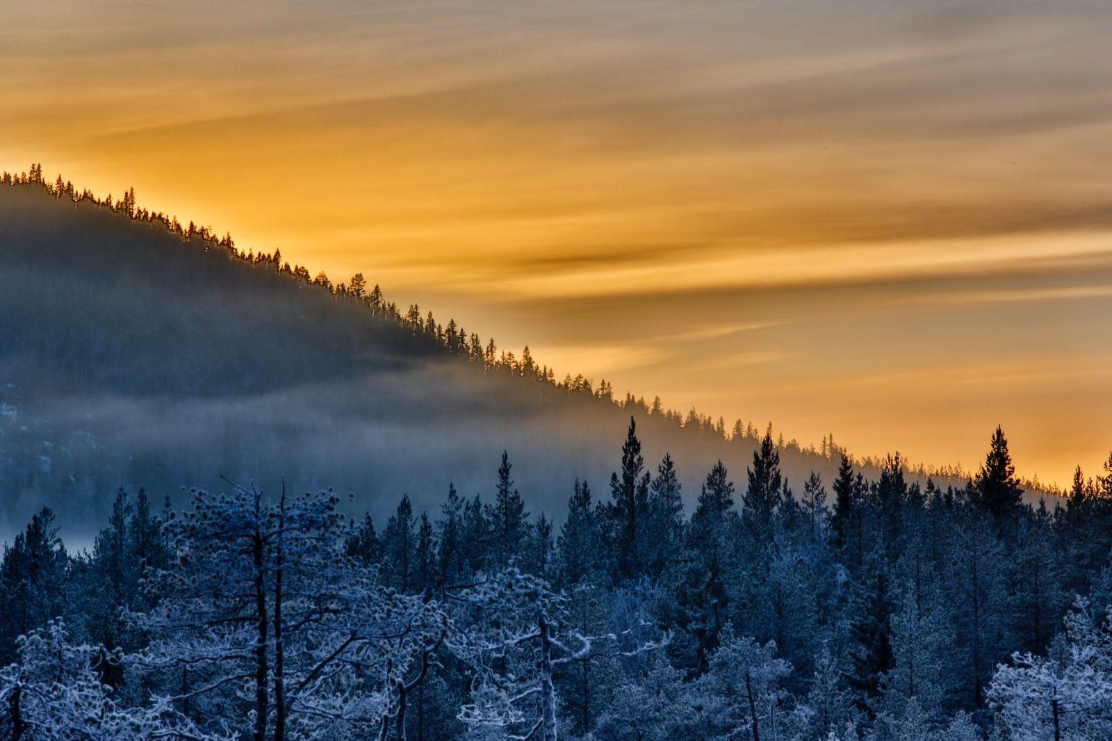 Sweeden Sunset2