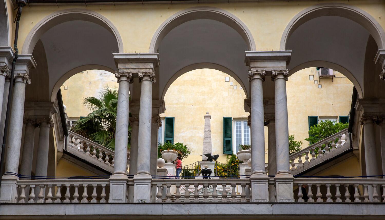 University Via Garibaldi