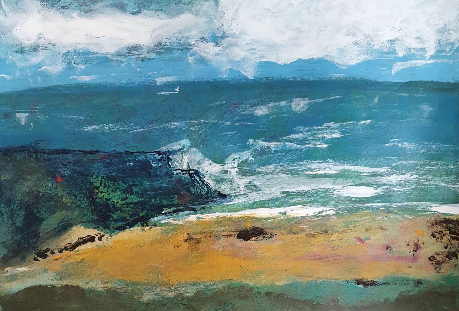 Cornish cliffs 3