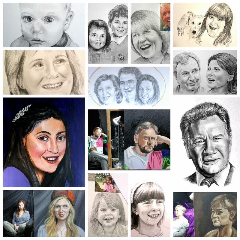 Portrait Collage