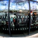 Reflection - Bristol Docks