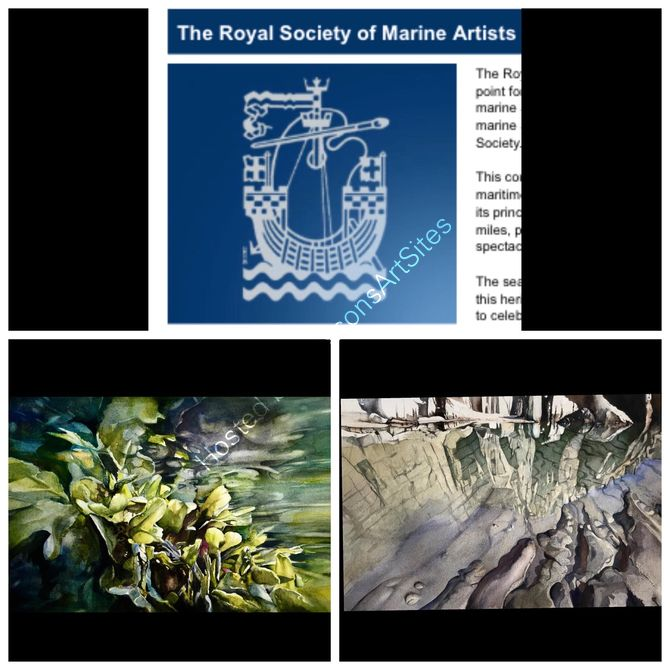 RS Marine Artists 2019