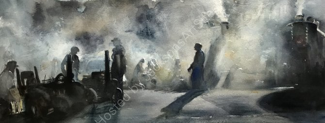 Market Weighton steam rally