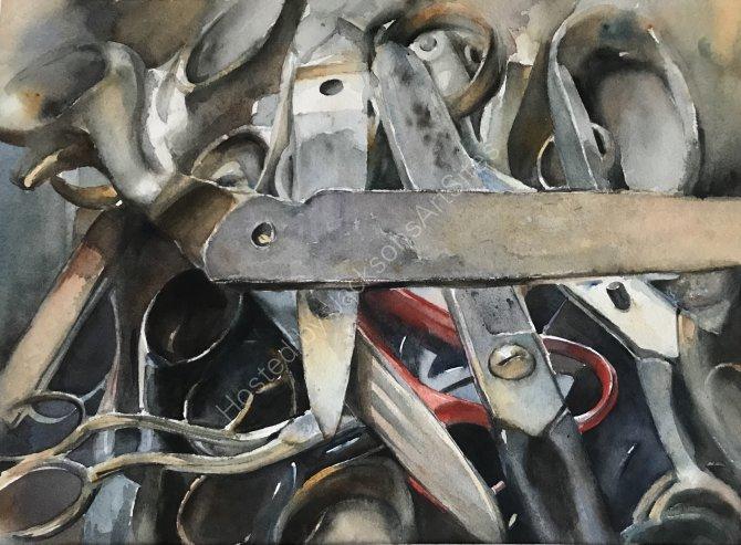 Abandoned Steel 2