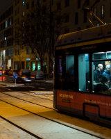 Tram night