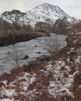 A' Ghairbh & Sgùrr Dubh, Glen Torridon