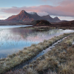 Early Morning Light, Lochan Hakel