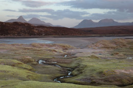 Late Afternoon Light, Achnahaird