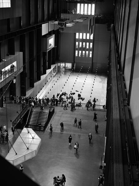 Hall in The Tate