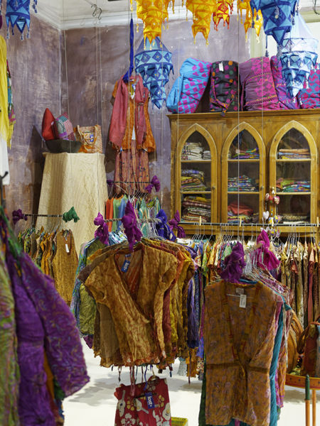 Indian cotton clothing