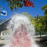 Fountain, Parque das Nações, Lisbon