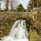 Chedworth waterfall
