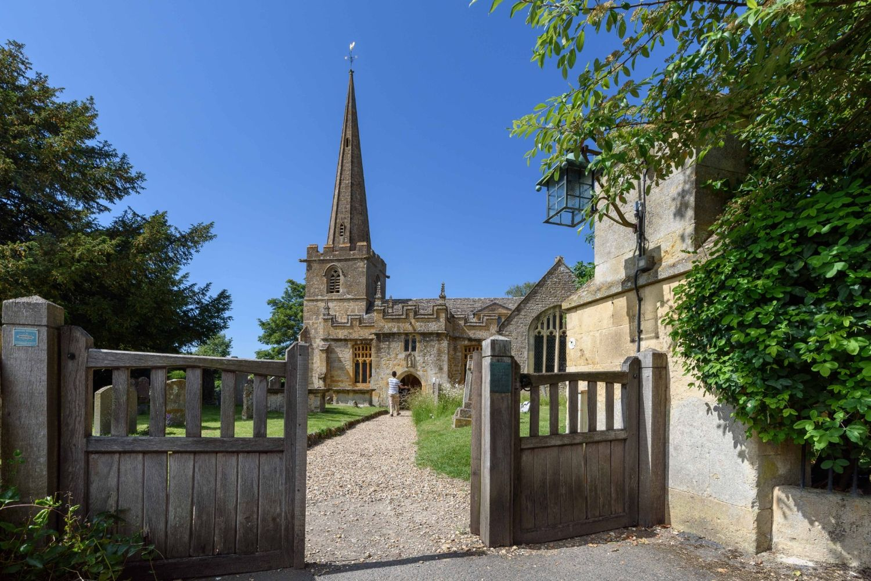 Stanton-church