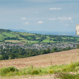 Winchcombe From The Cotswold Way