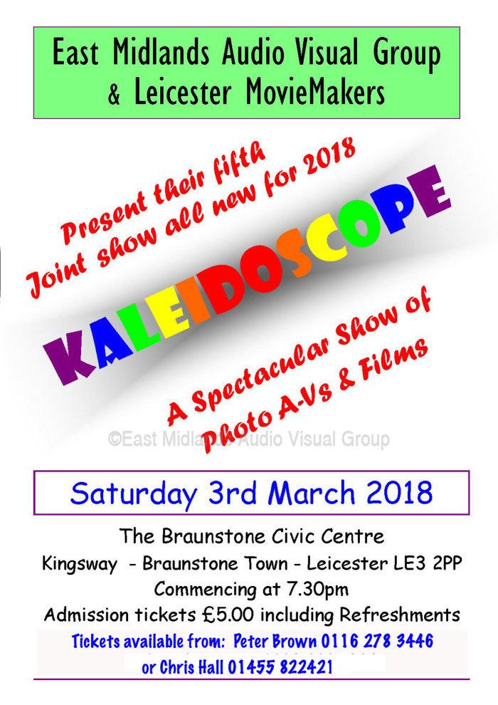 2018 Kaleidoscope
